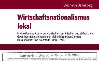 """Neuerscheinung: """"Wirtschaftsnationalismus lokal"""" von Stéphanie Danneberg"""
