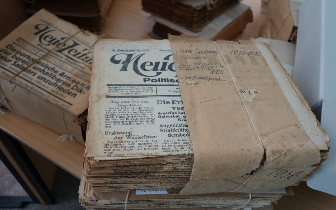 """""""Brücken aus Papier"""" – Das IKGS erhält 12.000 € Projektförderung"""