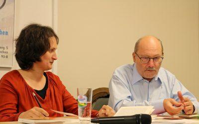 Bericht: Lesung und Gespräch mit Hellmut Seiler