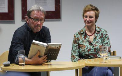 Bericht: Lesung und Gespräch mit Noémi Kiss
