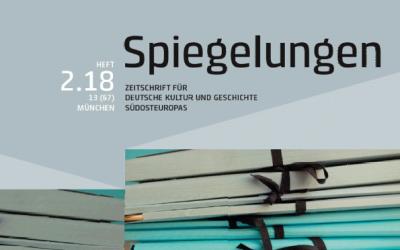 Bericht | Die Allgemeine Deutsche Zeitung für Rumänien über die letzte Ausgabe der Spiegelungen 2 (2018)
