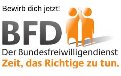 Ausschreibung   Bundesfreiwilligendienst am IKGS