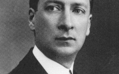 Vortrag   Konrad Gündisch über den siebenbürgisch-sächsischen Politiker Hans Otto Roth (1890–1953) am 20. März im HDO, München