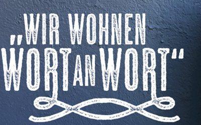 Ausstellung und Projekttage | Wir wohnen Wort an Wort. Banat – Siebenbürgen – Bukowina. Ein Ethnograffitti Südosteuropas