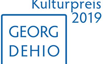 """Preisverleihung   Georg Dehio-Kulturpreis 2019 für Dr. Maciej Łagiewski und das Jugendensemble """"Canzonetta"""""""