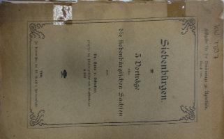 Ausschreibung   Konservierungsleistungen (Reinigung, Massenentsäuerung, Restaurierung und Schutzverpackung) zur Bestandserhaltung von Bibliotheksgut