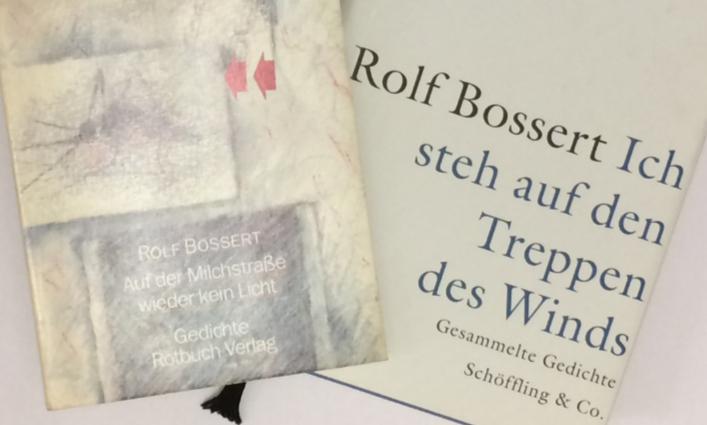 Neuer Literaturpreis In Memoriam Rolf Bossert Ins Leben