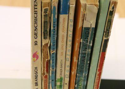 Beschädigte Kinderbücher