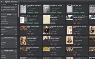 Digitalisierte Zeitungen aus der Bukowina