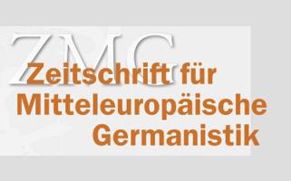 CfP | Zeitschrift für Mitteleuropäische Germanistik