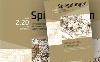 """SPIEGELUNGEN Heft 2/2020,Schwerpunktthema """"Konzepte des Kollektiven"""""""