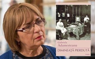 Medienecho zur Online-Lesung mit Gabriela Adameșteanu