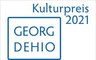 Die Preisträger des Dehio-Kulturpreises 2021 stehen fest!