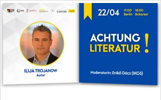 Jetzt als Video verfügbar: Lesung und Gespräch mit Ilija Trojanow