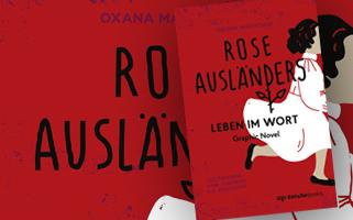 Rezension auf hagalil.com: Rose Ausländers Leben im Wort